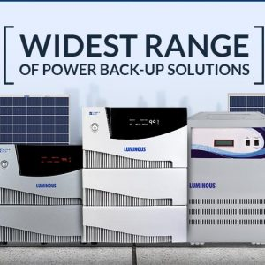 Power Backup & Solar Products
