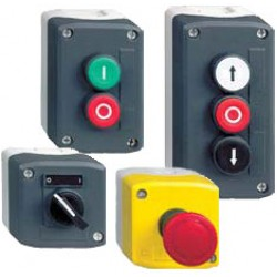 Control Stations & Push Buttons